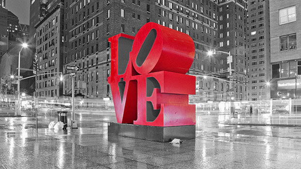 New York Web Design Love Image