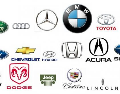 Logo Design History and the Secret Messages Hidden In Automobile Company Logos