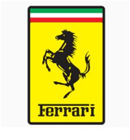 ferrari old logo