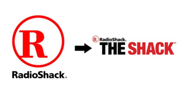 rebranding radio shack
